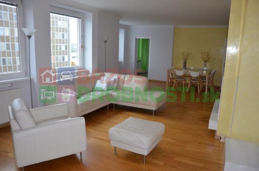 Nadštandardný 5 izbový mezonetový byt  Ulica Vajnorska / Nové Mesto - POLUS